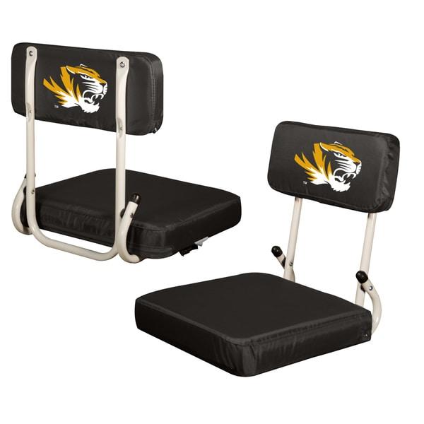 University of Missouri Hard Back Folding Stadium Seat