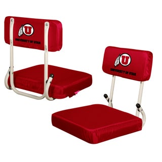 University of Utah 'Utes' Hard Back Folding Stadium Seat