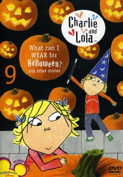 Charlie & Lola: Volume 9- What Can I Wear for Halloween? (DVD)