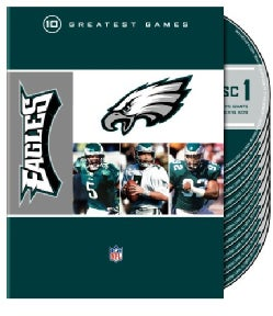 NFL Philadelphia Eagles 10 Greatest Games (DVD)
