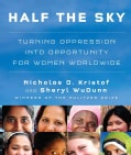 Half the Sky: Turning Oppression into Opportunity for Women Worldwide (CD-Audio)