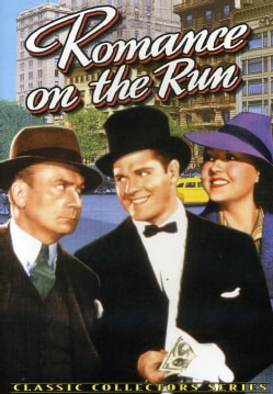 Romance on The Run (DVD)