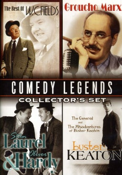 Comedy Legends Collector's Set (DVD)