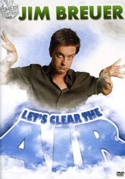 Jim Breuer: Let's Clear The Air (DVD)