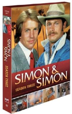 Simon & Simon: Season Three (DVD)