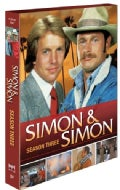 Simon & Simon: Season Three (DVD)