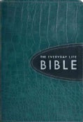 The Everyday Life Bible: Amplified Version, Green Leather, Fashion Edition (Paperback)