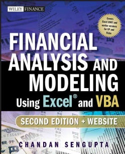 Financial Analysis and Modeling: Using Excel and VBA