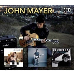 John Mayer - Continuum/Heavier Things/Room For Squares