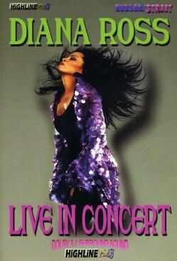 Diana Ross: Live in Concert (DVD)