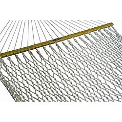 Presidential Size Cotton Rope Hammock