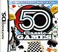 Nintendo DS - 50 Classic Games