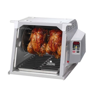 Ronco Showtime Platinum Edition Digital Rotisserie and BBQ