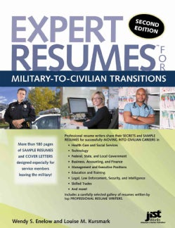Expert Resumes for Military-to-Civilian Transitions (Paperback)