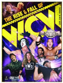 WWE Rise And Fall Of WCW (DVD)