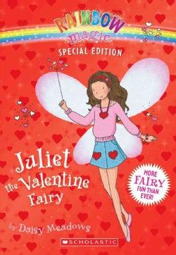 Juliet the Valentine Fairy (Paperback)