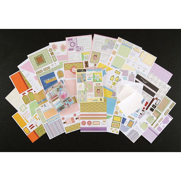 Hot off the Press Paper Folding Flair Card Making Kit