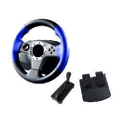 PS3 - 3 in 1 Pro Racing Wheel
