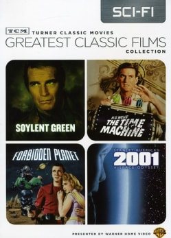 TCM Greatest Classic Films: Sci-Fi (DVD)