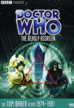 Doctor Who: Ep. 88- The Deadly Assassin (DVD)