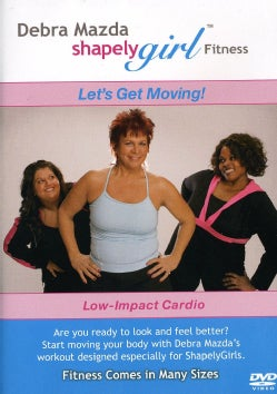 Shapely Girl: Let's Get Moving! Low-Impact Cardio (DVD)