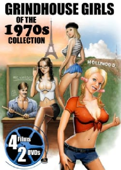 Grindhouse Girls Of The 1970's Collection