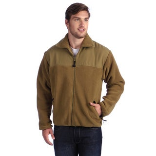 Men's Fleece Military Liner Jacket