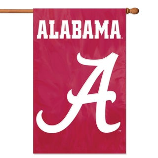 Alabama Crimson Tide 44-inch x 28-inch Official Banner Flag