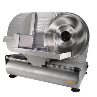 Weston Heavy Duty 9-inch Food Slicer