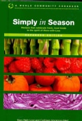Simply In Season (Spiral bound)