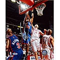 New York Knicks 8x10 Renaldo Balkman Autographed Photograph