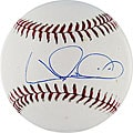 Wilson Betemit Authentic Autographed MLB Baseball