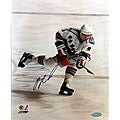 New York Rangers' Pavel Bure 8x10 Autographed Photo