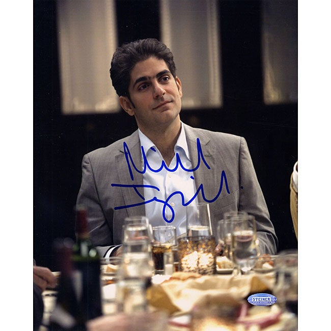 Michael Imperioli At Dinner Table 8x10 Photograph