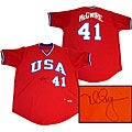 Mark McGwire USA Jersey