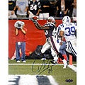 David Patten Touchdown Catch Vs Colts 8x10-inch Autographed Photo