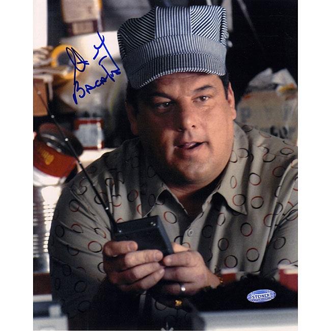 Steve Schirripa 8 x 10 Signed Photograph