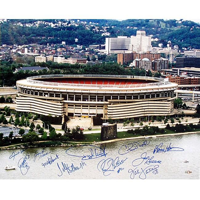 Pittsburgh Steelers 20x24 Three Rivers Stadium Photo