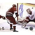 Ron Francis 2002 Stanley Cup 8x10 Autographed Photograph
