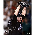New York Mets Billy Wagner 8x10 Autographed Photograph