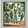 2009 Boston Celtics 11x14-inch Matted Photo