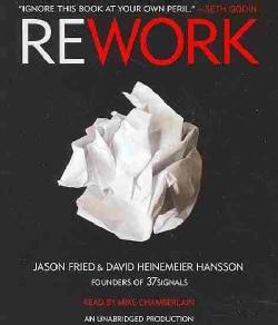 Rework (CD-Audio)