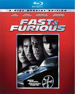 Fast & Furious (Special Edition) (Blu-ray Disc)