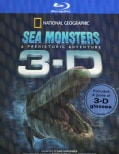 Sea Monsters 3D (Blu-ray Disc)