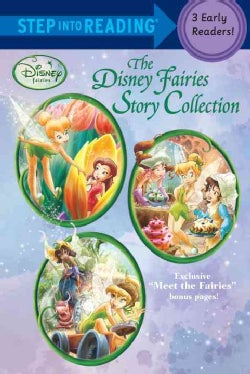 The Disney Fairies Story Collection (Paperback)