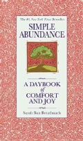 Simple Abundance: A Daybook of Comfort of Joy (Hardcover)