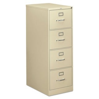 HON 310 Series Putty 4-drawer Suspension Legal File Cabinet