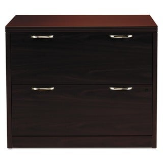 HON 11500 Series Validot 2-Drawer Lateral File Cabinet - Mahagony