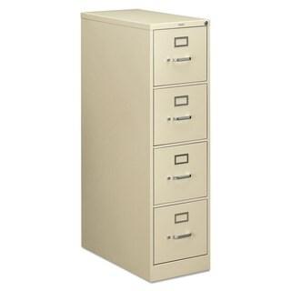 HON 210 Series Putty 4-drawer Suspension File Cabinet
