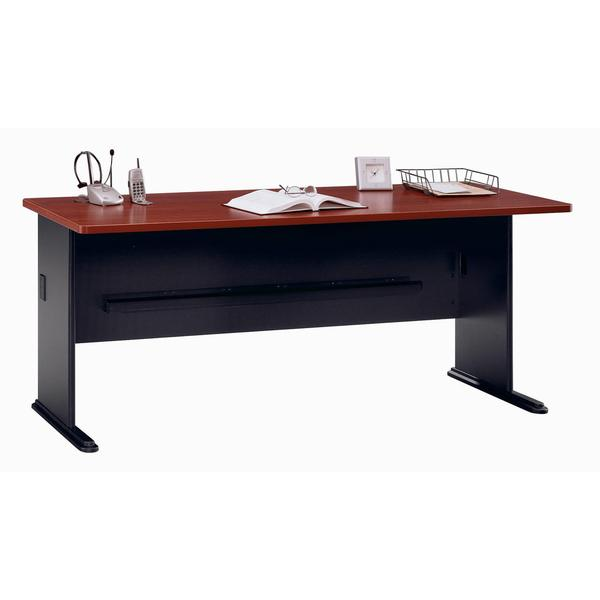 bush business furniture series c 48 inch shell desk